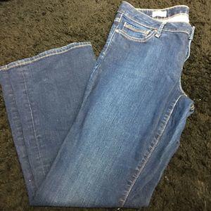 GAP perfect boot 32r boot cut denim jeans